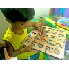 MFM TOYS Magnetic Tracing Fun! - English Alphabets Uppercase