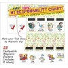 MFM TOYS My Responsibility Chart ~ Daily Chores Chart