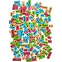MFM TOYS Enhanced Sentence Builder Kit English Language 190 Magnetic Tiles (Ages 5+) (Does Not Includes Magnetic Board)