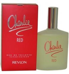 Revlon Charlie Eau De Toilette Spray for Women Red 3.4 Ounce (ORIGINAL MONEY BACK GUARANTEE)