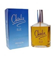 Revlon Charlie Blue Eau De Toilette 100 ml (original money back guarantee)