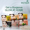 Biotique Gold Radiance Facial Kit for Glowing Skin