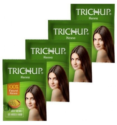 Trichup Henna Powder (100G X 4) (Pack Of 4)