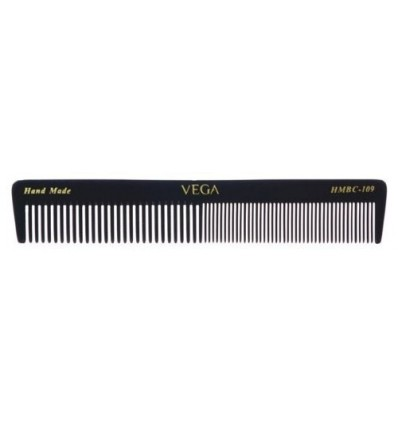 Vega Handmade Black Comb - General Grooming HMBC-109 1 Pcs by Vega Product