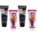 Labolia combo of Men and Women Facewash (pack of 4 ) 50ml each