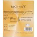 Richfeel -Gold Facial Kit - 5X6 Grams Pack