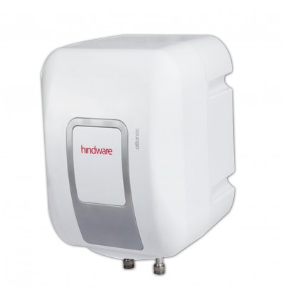 Hindware Atlantic 6 Ltrs. Electric Geyser Water Heater ABS Body White Colour