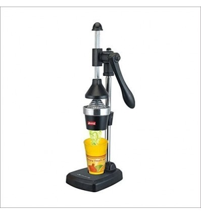 JetKing Hand Press Juicer Nano with Juice Maker Jar - Juice Squeezer with Manual Lever