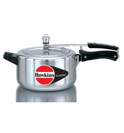 Hawkins Classic Pressure Cooker 4 Litre CL40 New Improved