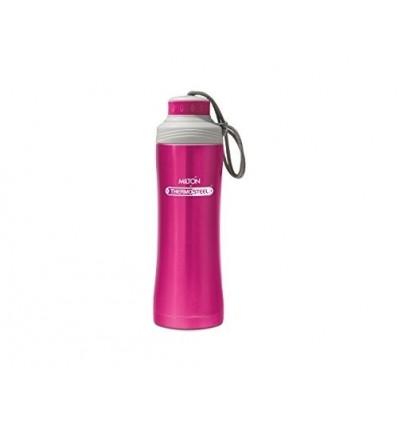 Milton Thermo Steel Stainless Steel Water Bottle FAB 480 ML