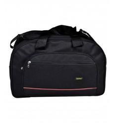 Zenniz Duffle Bags for Travel DBag Cabin Luggage Bags for Flight Light Weight Heavy Matty (Black)