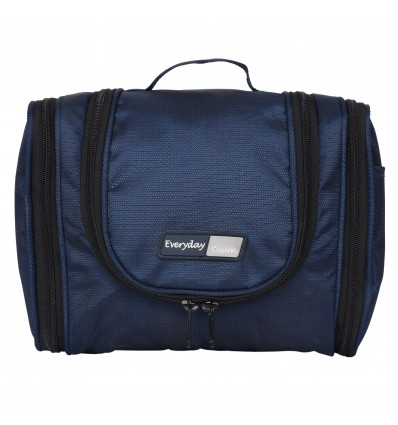 Everyday Desire Hanging Toiletry Kit - Blue