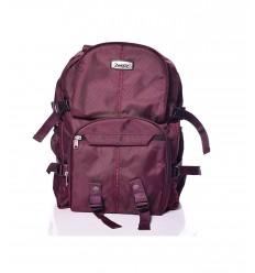 Zenniz School Backpacks Bags Durable Big Size for Boys Girls Low Price Stylish Spacious (Flash Purple)