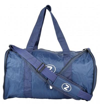 Zenniz Gym Bags for Men Women With Shoe Compartment