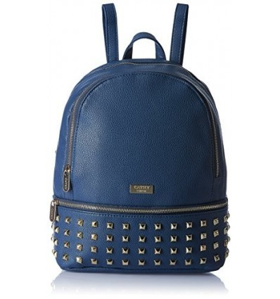 CATHY LONDON Women's Backpack One Size Blue
