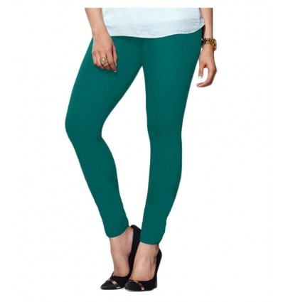 Koyoka Dark Green Women Leggings XXL
