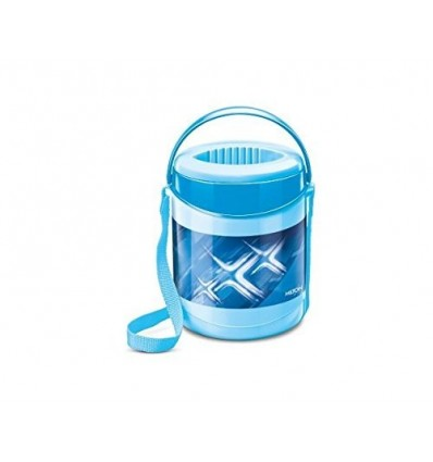 Milton Lunch Box for Office Econa Delux 3 Container Hot
